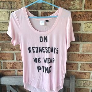 Mean Girls T shirt- Small, but is truly a Medium